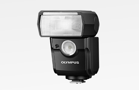 Powerful, Lightweight, Compact FL-700WR Electronic Flash with Wireless Radiowave Communication